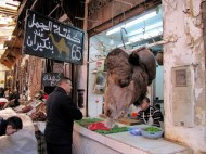Camel Meat Anyone?