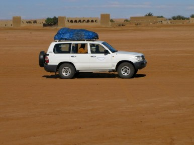 Our Sahara transportation