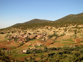 The Landscapes of Morocco
