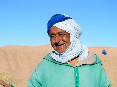 The Faces of Morocco