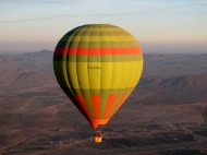 Balloon ride outside of Marrakech