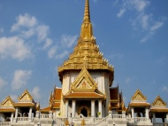 Temple of Wat Tramit
