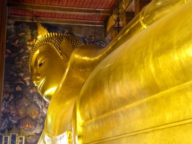 Reclining Buddha at Wat Po Temple