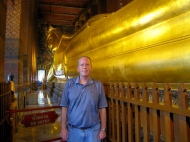 Reclining Buddha at Wat Po Temple