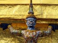 Wat Prah Kaew Temple