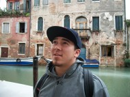 In Awe of Venice (Nicely Posed)