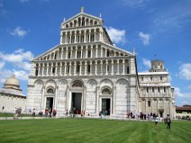 Cathedral at Pisa