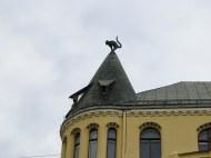 The Cat's House, Riga