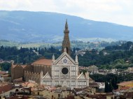 Santa Croce Church, 15th Century, Florence