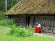 Latvia Ethnographic Museum