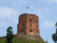 Gediminas' Castle, Vilnius