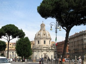 Church of Santa Maria di Loreto, Rome
