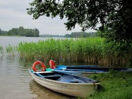 Lake Galve near Vilnius