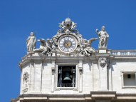 St. Peters Basilica, Vatican City