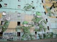 Anti-Soviet Occupation Mural, Warsaw