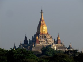 Temples of Bagan. Over 2,000 shrines, pagodas and stupas build between the 11th and 13th century are found in Bagan.