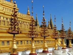 Shwezigon Pagoda (Paya), Bagan