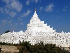 Hsinbyume Pagoda, Mingon