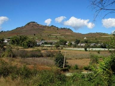 Landscape near Kalaw