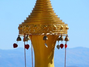 Bells on a Stupa