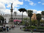 Grand Plaza in Quito