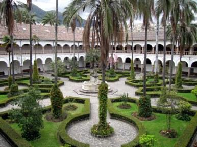 Monastery de San Francisco, Quito