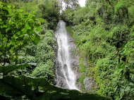 El Pahuma waterfall
