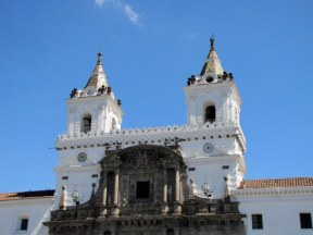 Monastery de San Francisco, Quito