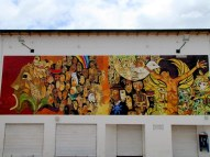 Mural in Cotacachi
