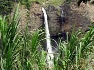 Waterfall near Baños
