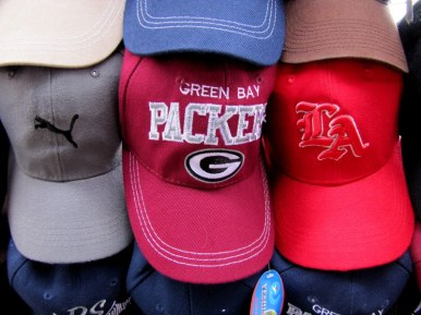 I'm not totally sure the Green Bay Packers authorized this cap