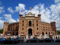 Plaza de Toros de las Ventes, Madrid