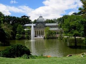 Crystal Palace, Parque del Retiro