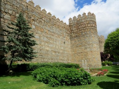 City Walls, Ávila