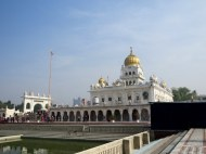 Gurudwara Bangla Sahib Sikh Temple, New Delhi