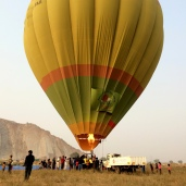 Balloon ride in Jaipur