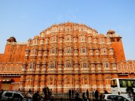 Hawa Mahal, Palace of the Winds, Jaipur