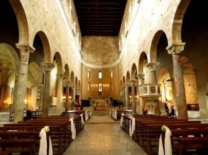 San Frediano Basilica, Lucca