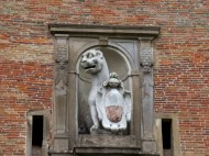 Lucca city gates