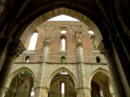 Ruins of The Abbey of San Galgano