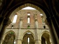 Ruins of The Abbey of San Galgano