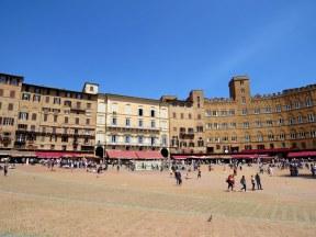 Piazza Il Campo, Siena