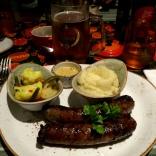 Christmas Dinner - Beer and Brats in Swakopmund