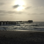The Jetty in Swakopmund