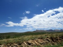 Landscape near Windhoek
