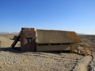 Kulala Desert Lodge, our first camp in the Namib Desert