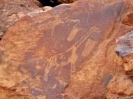 Petroglyphs at Twyfelfontain