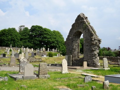 Abbey Graveyard, Donegal