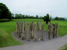 Woodhenge found at Knowth that would have pre-dated Stonehenge