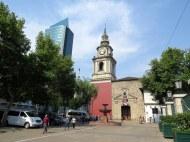 San Francisco Church, Santiago